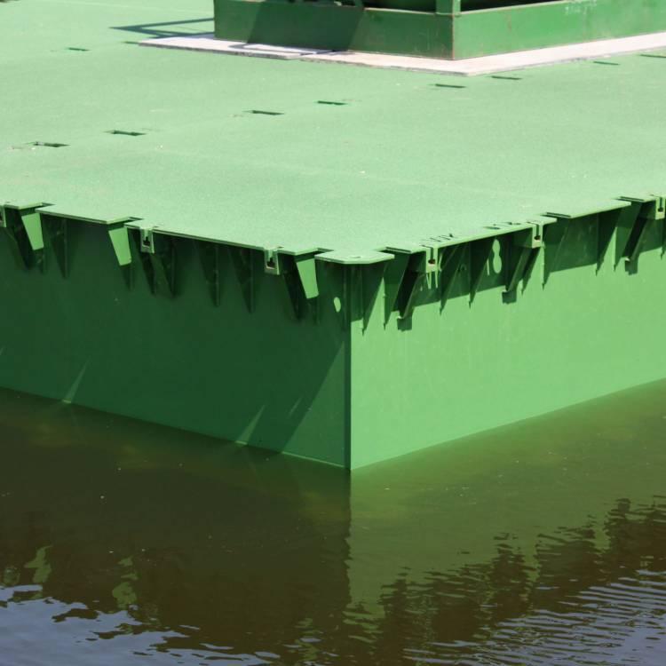 pontonset 25 ton