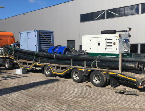 Complete dredging set to Germany